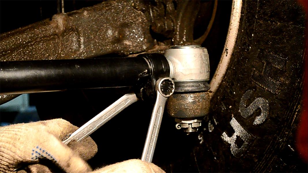 Восстановление шаровых и рулевых наконечников