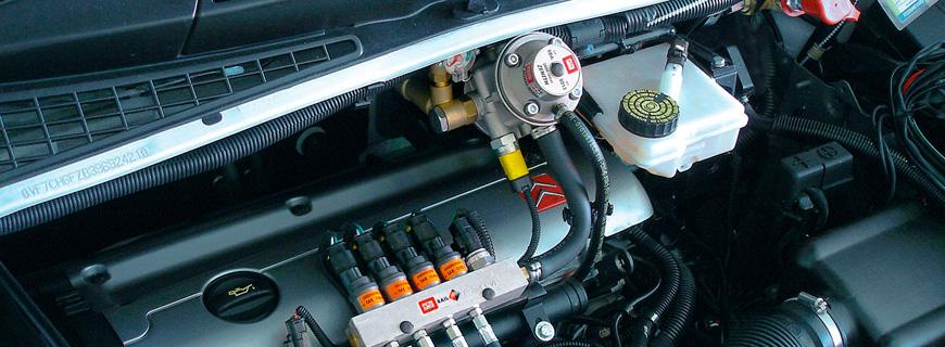 ГБО 4 поколения для автомобилей с непосредственным впрыском топлива